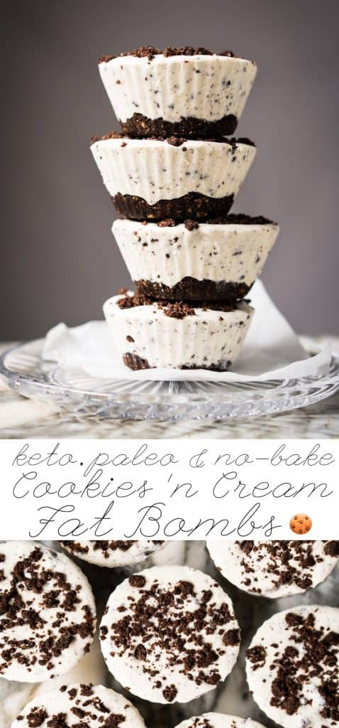 keto chocolate cookies no bake