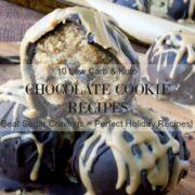 keto chocolate cookie recipes