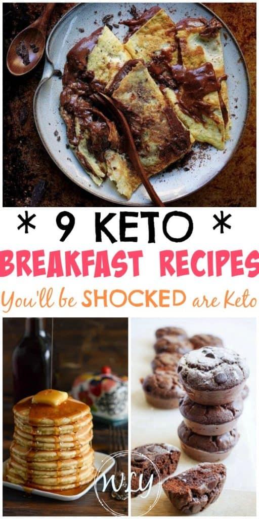 9 keto breakfast recipes you'll be shocked are keto