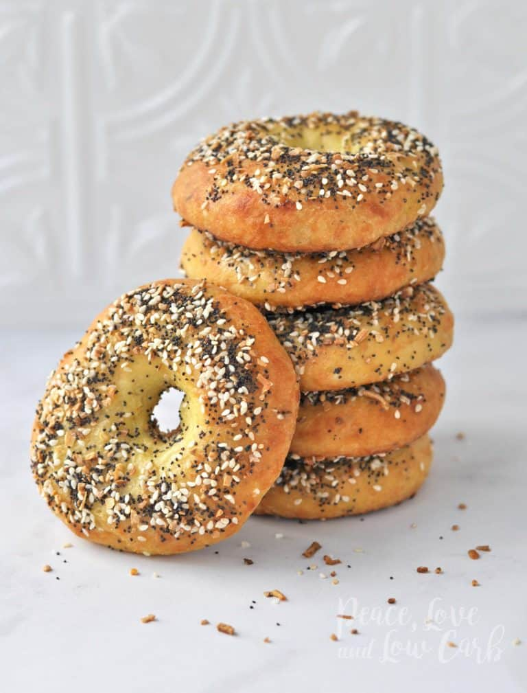 keto everything bagel recipe
