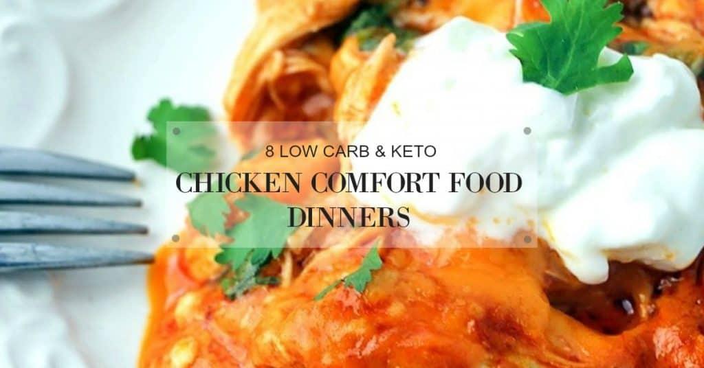 easy keto chicken dinners