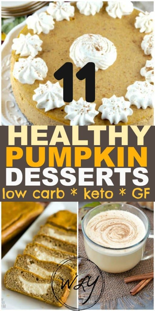 11 keto pumpkin dessert recipes