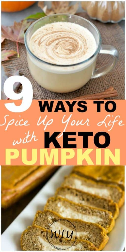 keto pumpkin spice recipes