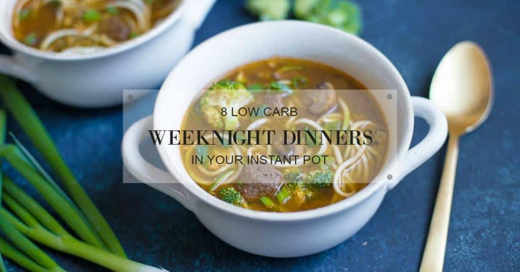keto instant pot dinner recipes