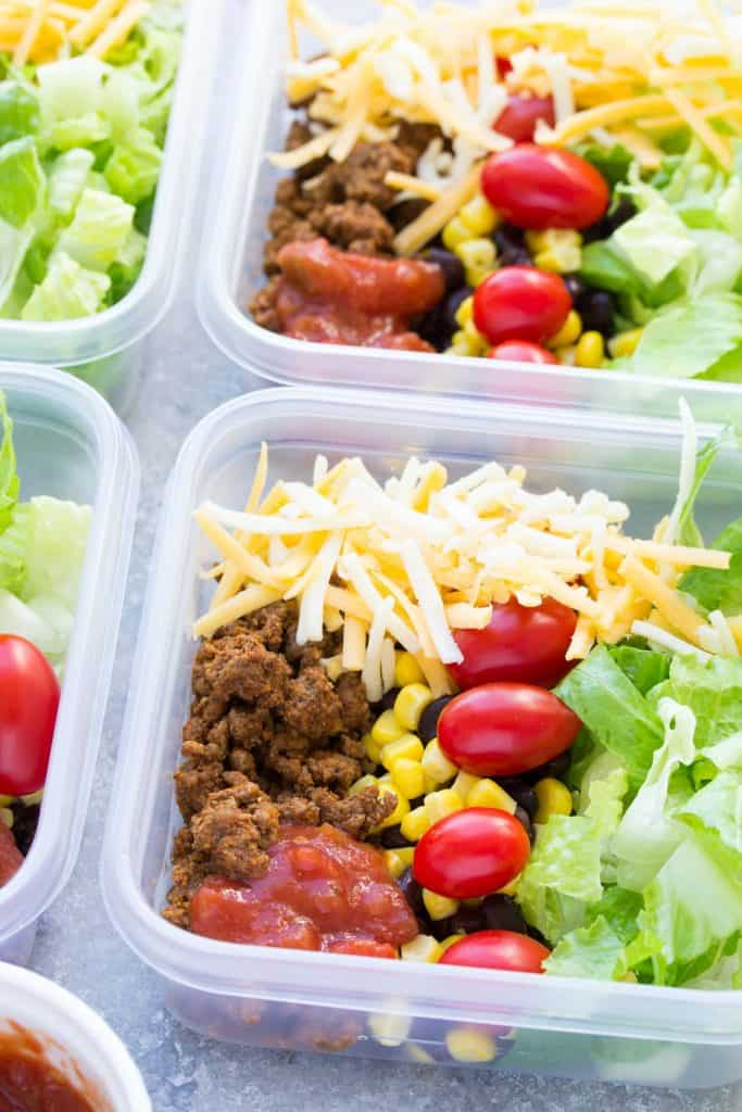 low-carb-taco-salad-lunch-bowls