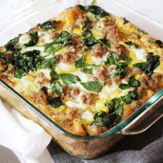keto breakfast casserole ideas