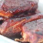instant pot boneless pork ribs