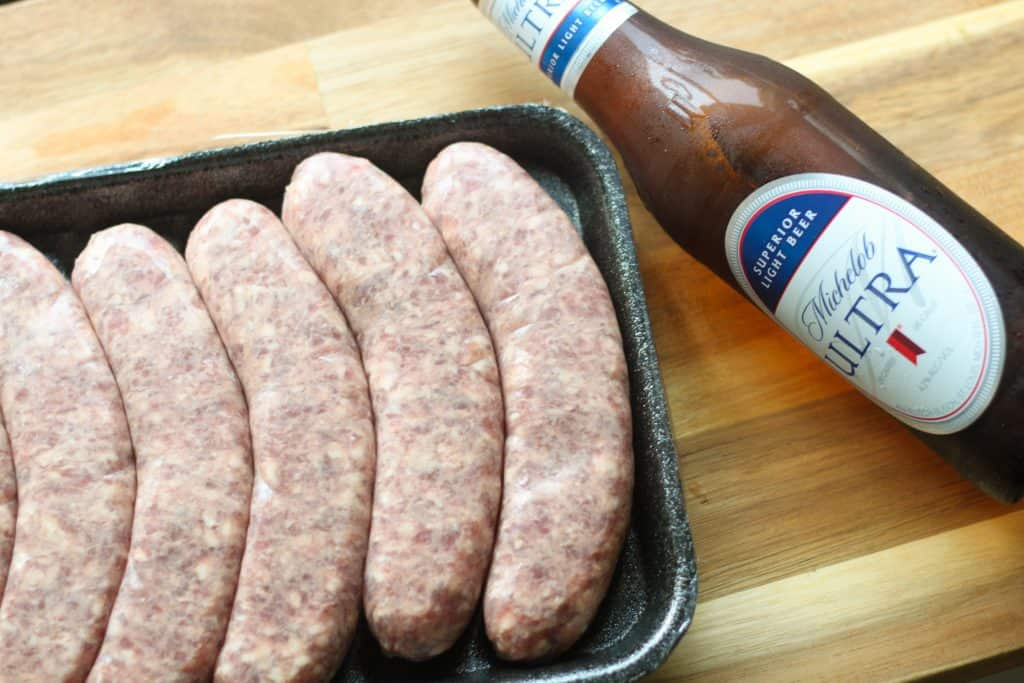 beer brats instant pot