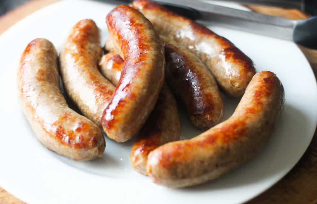Instant Pot Beer Brats | We've scoured the internet for some of the best Instant Pot Recipes, and found an amazing assortment! You'll love these handpicked Instant Pot recipes, | Homestead Wishing, Author Kristi Wheeler | https://homesteadwishing.com/instant-pot-recipes/ | instant-pot-recipes #instantpotrecipes #recipes #pressurecookerrecipes #pressurecooker