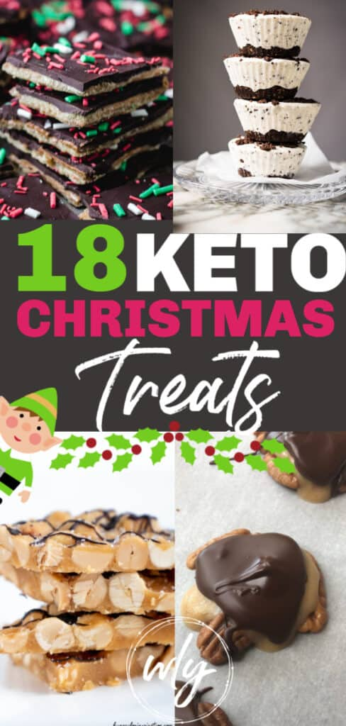 keto treats christmas
