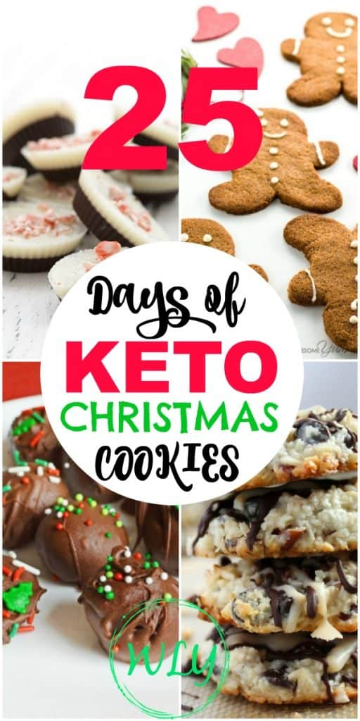25 keto christmas cookies