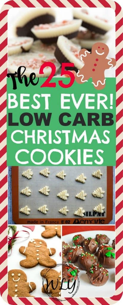 25 Days Of Keto Christmas Cookies Gluten Free Sugar Free And Low Carb