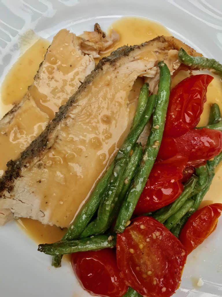 low carb turkey breast