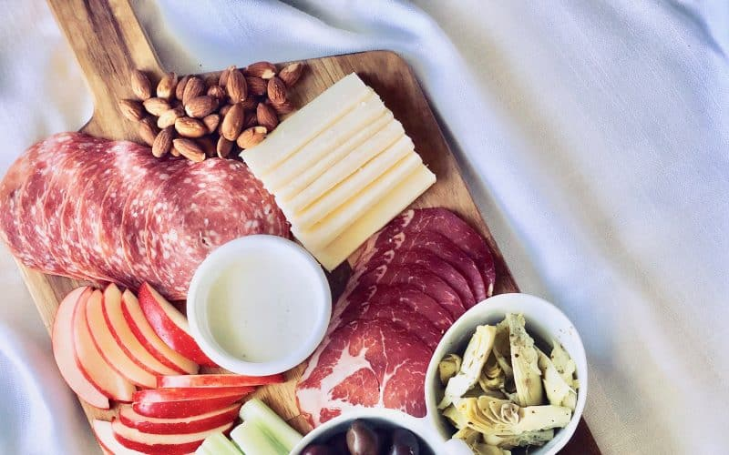 The Ultimate Charcuterie Plate : Making an Easy & Healthy Charcuterie Board