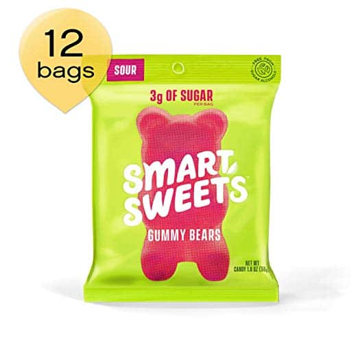 smart sweets keto candy