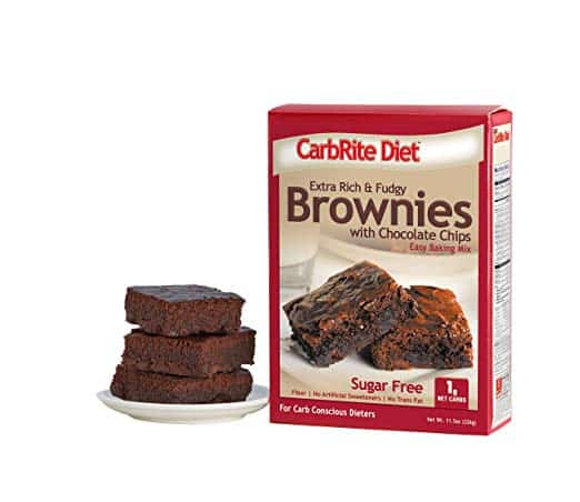 low carb brownie mix make easy keto desserts store bought