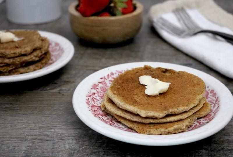 keto vegan pancakes