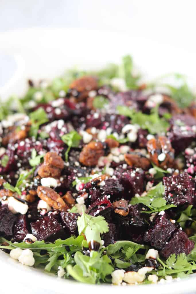beetroot in salad