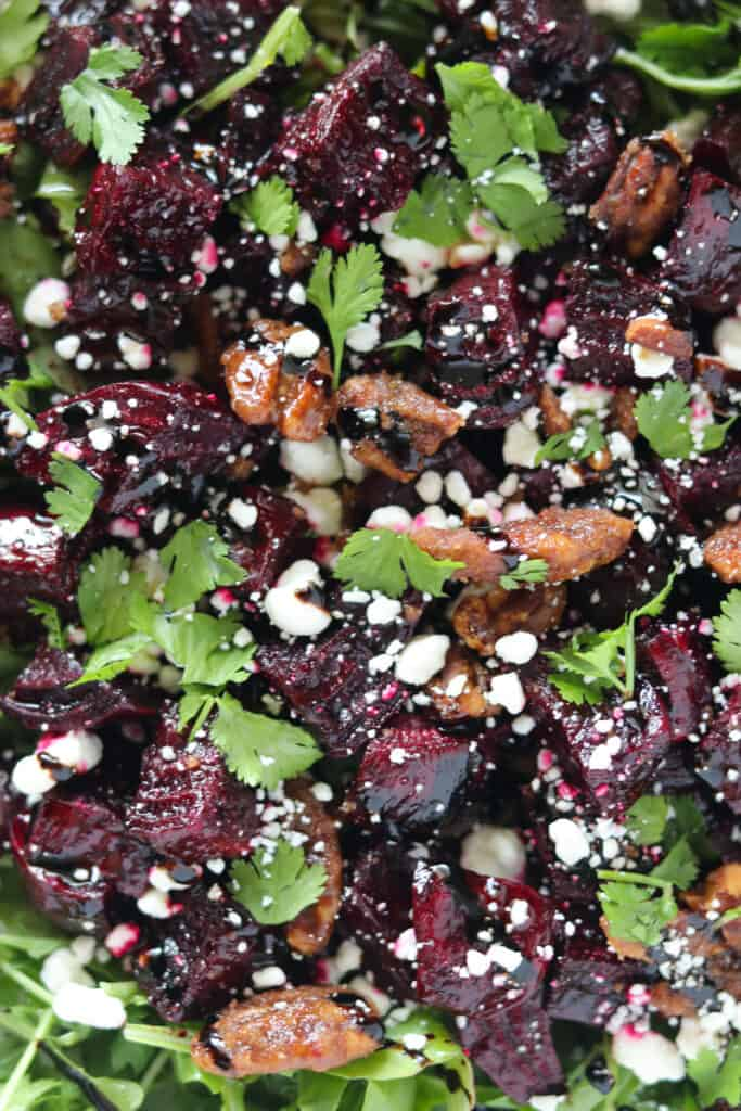 beetroots salad