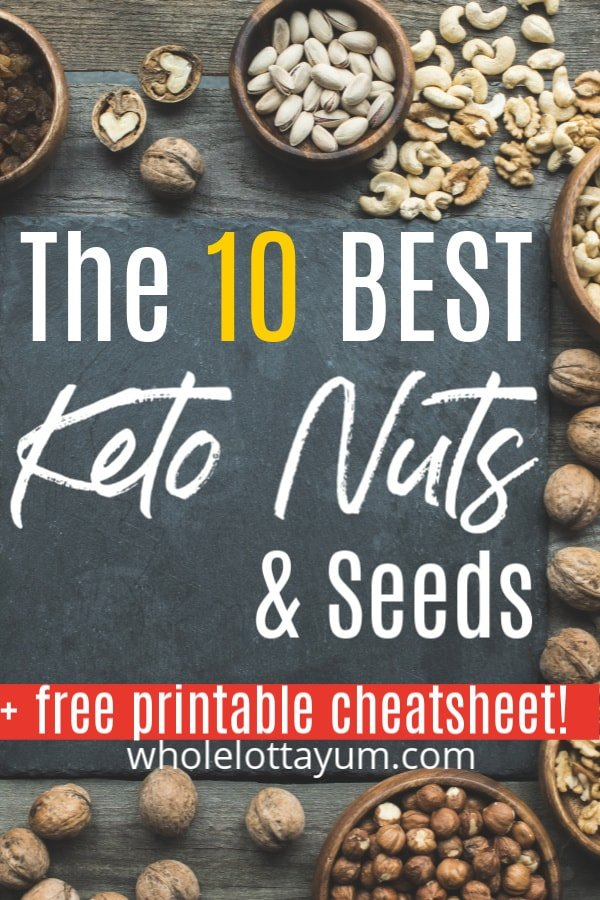Keto Diet nuts
