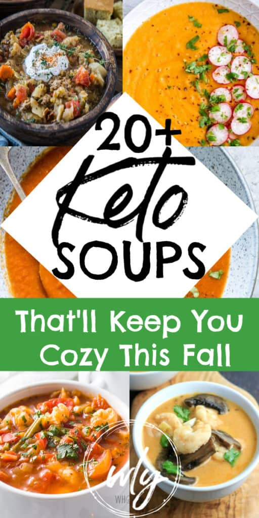 keto soup recipes