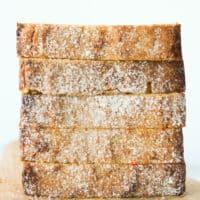 Keto Pumpkin Bread (gluten free, low carb)