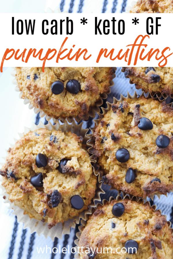 best keto pumpkin muffins