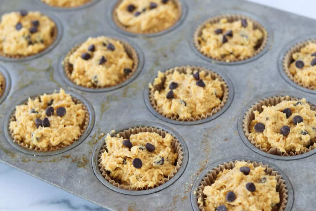 moist keto pumpkin muffins