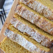 low carb pumpkin bread