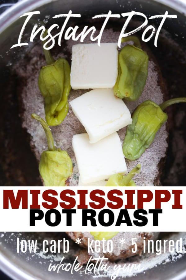 instant pot mississippi roast 2
