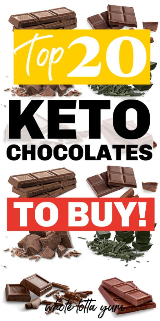 keto chocolate
