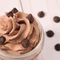 5 Minute Keto Chocolate Mousse