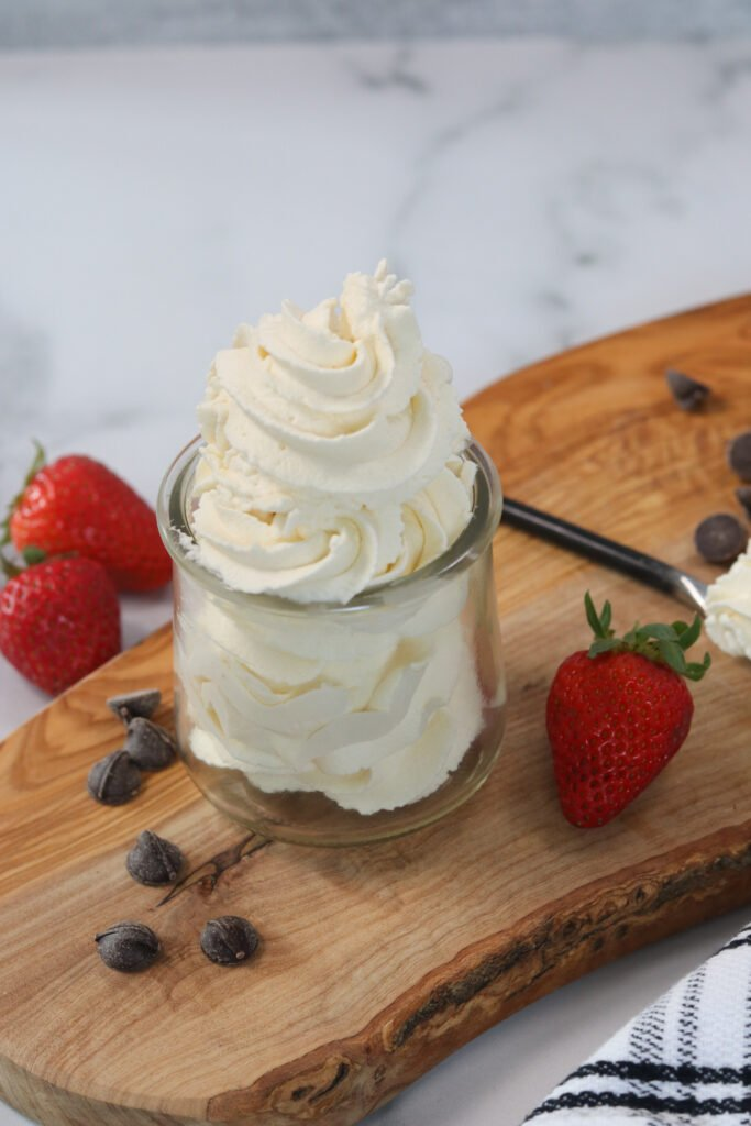keto whipping cream