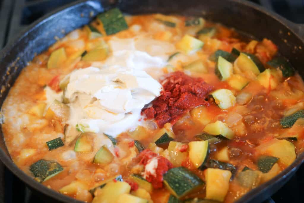 zucchini curry coconut milk