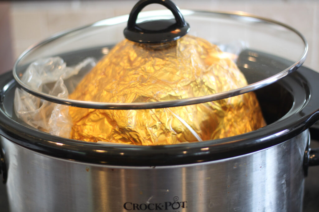 crockpot ham recipe