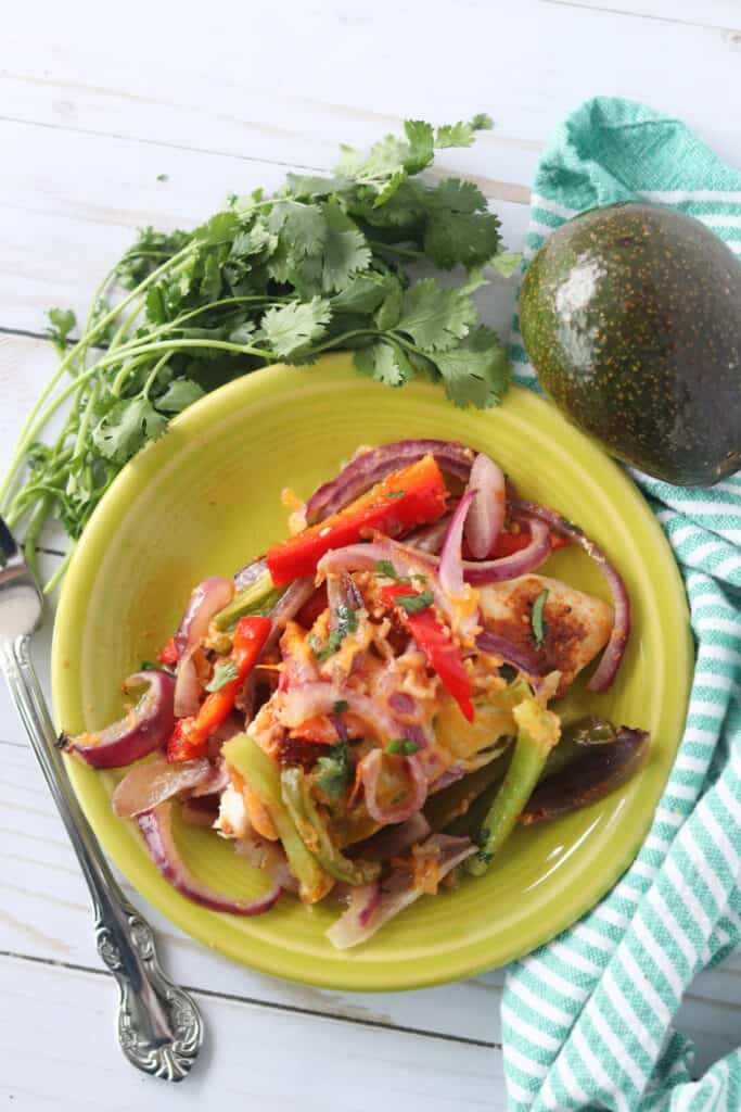 low carb chicken fajitas make an easy fajita chicken casserole recipe in the oven