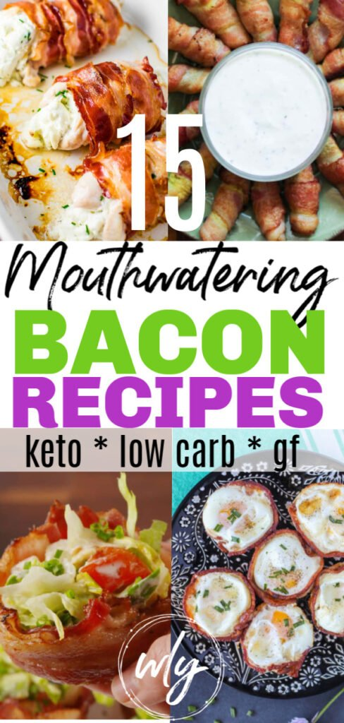 keto bacon recipes