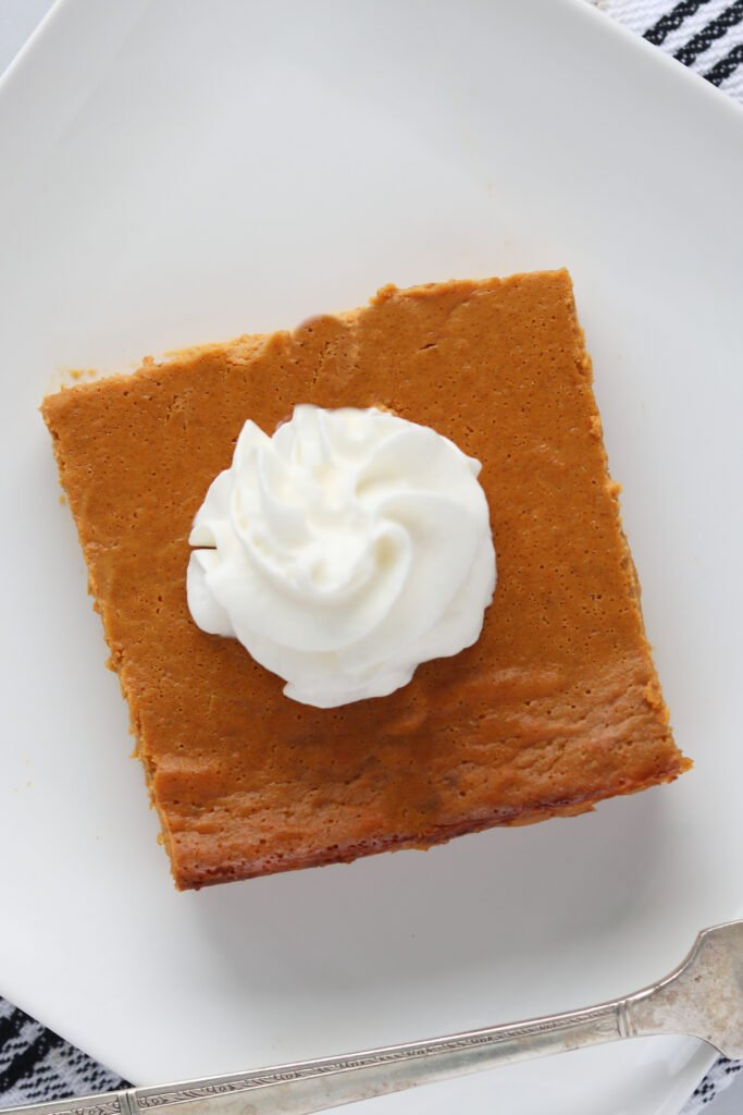 ketogenic pumpkin pie recipe