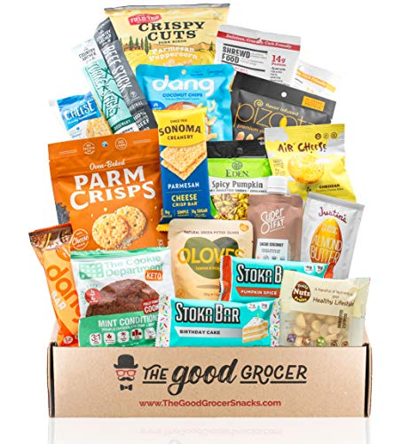 keto snacks to buy