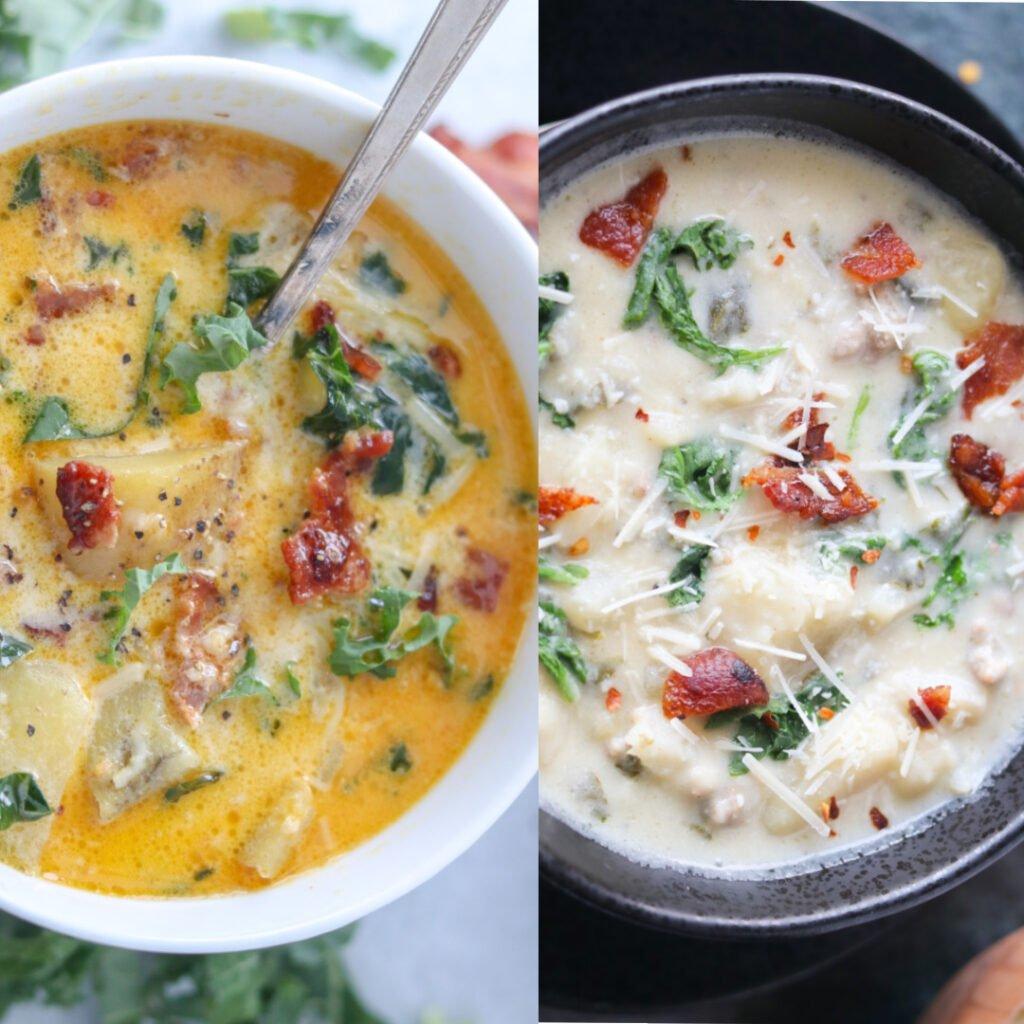 best instant pot zuppa toscana