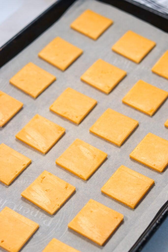 cheese crackers keto