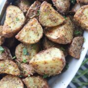 herbed potatoes recipe