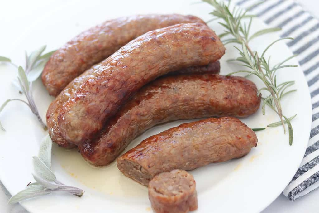 air fryer italian sausage