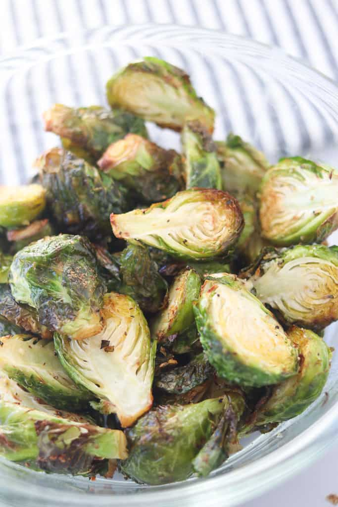 brussel sprouts in air fryer