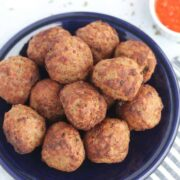 frozen meatballs in air fryer