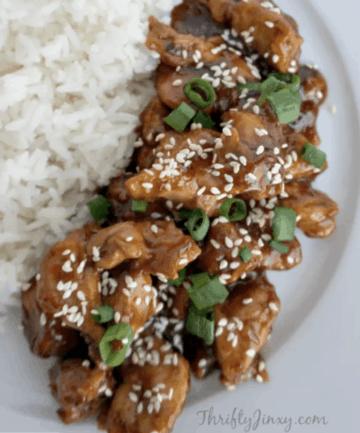 instapot chicken recipe