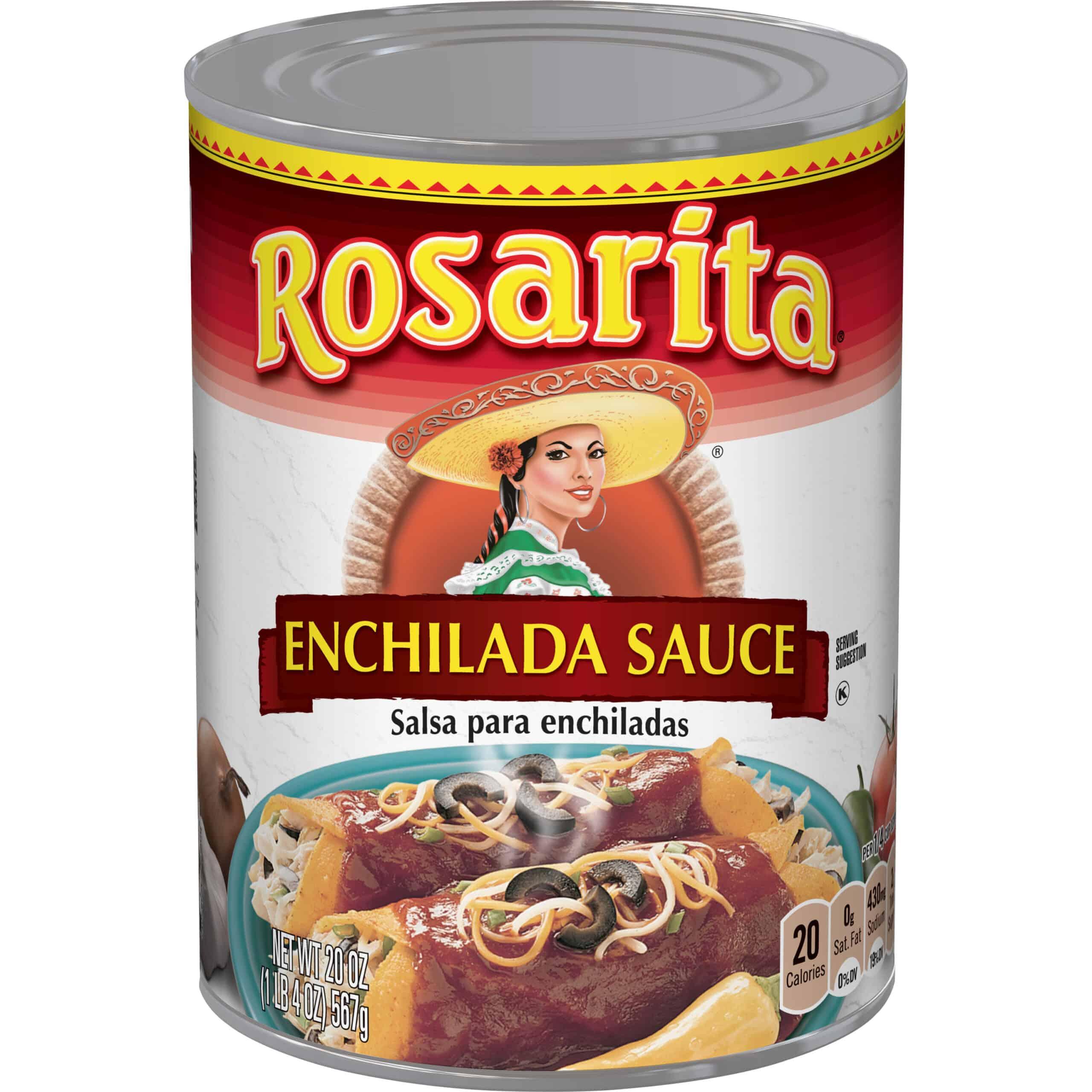 Rosarita Enchilada Sauce 20 oz - Walmart.com