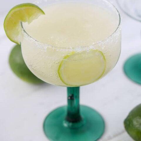 Low Carb Keto Margaritas