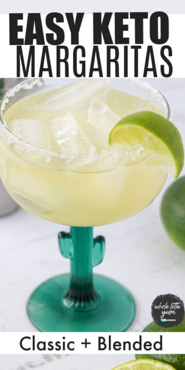 margarita carbs pin