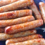 breakfast sausage in air fryer